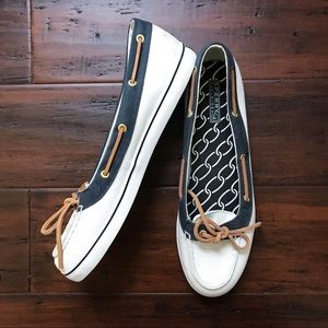Canvas Sperry's *new without tags*